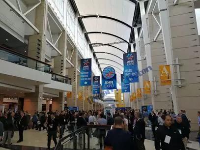瑞美品牌家族聚集AHR博览会2018
