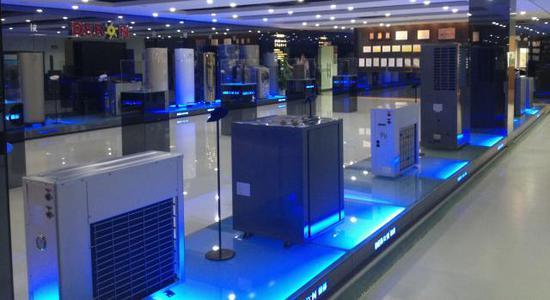 澳大利亚 RHEEM瑞美正式落户广州国际空气能热泵产业园