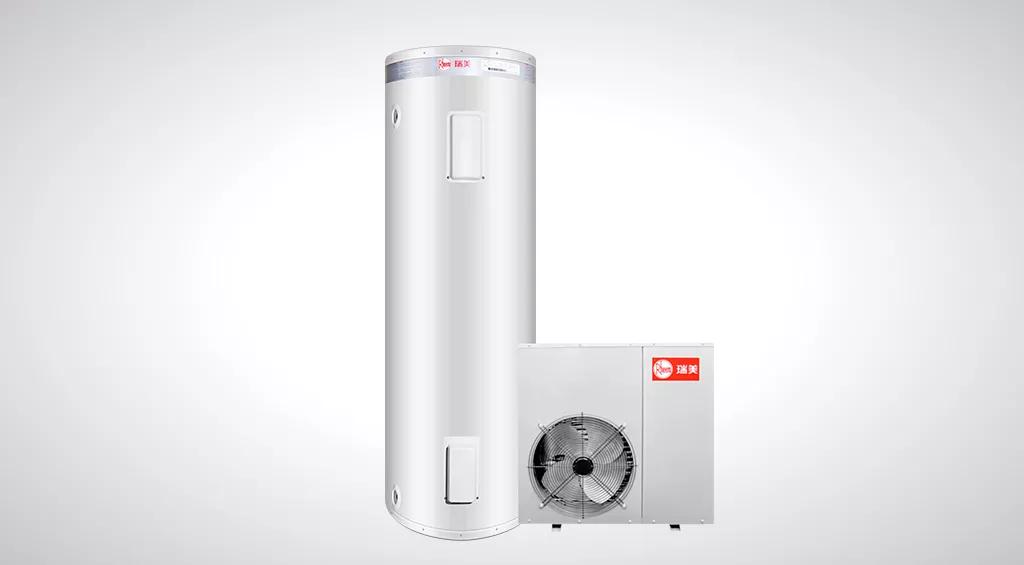 别墅:空气源热泵热水的应用